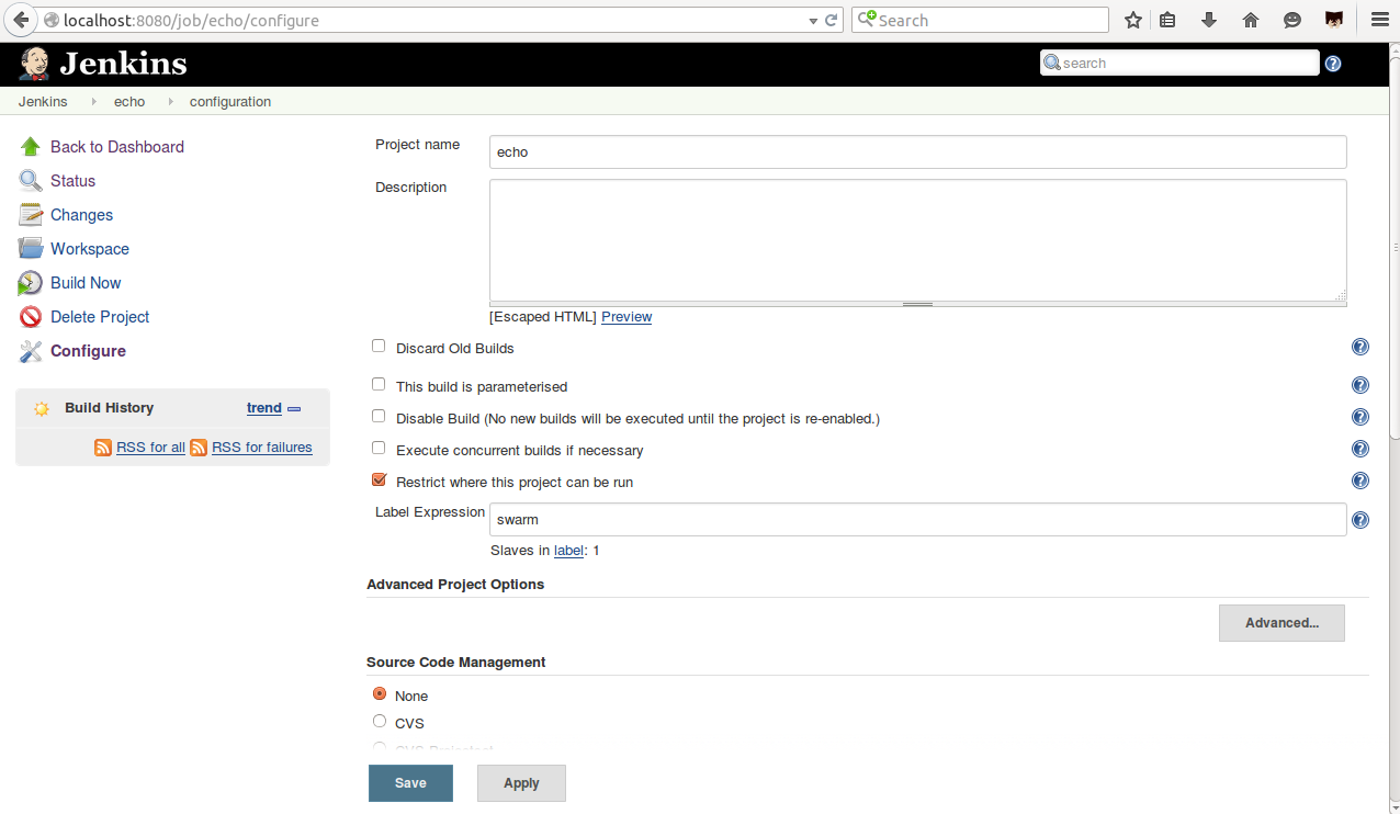 Scale Your Jenkins Compute With Your Dev Team: Use Docker and