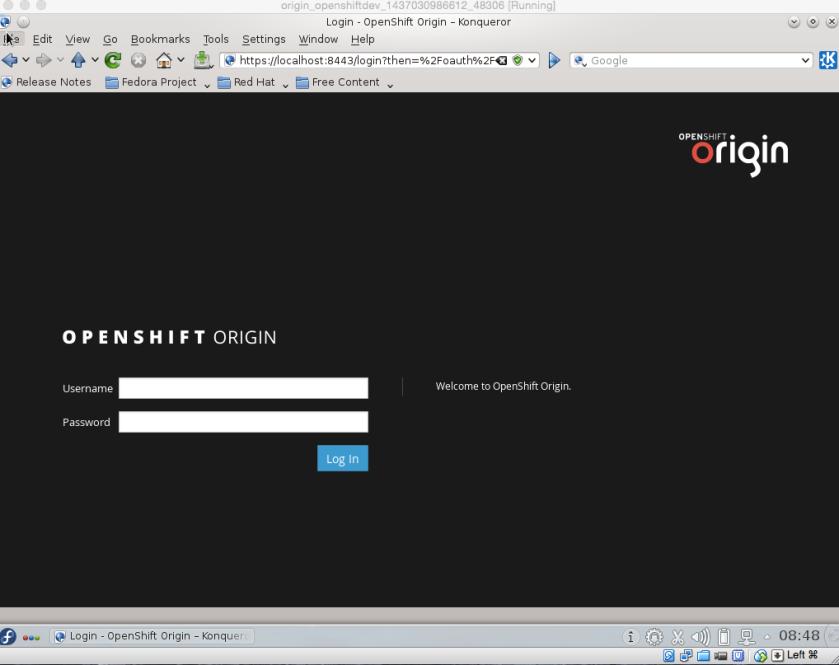 Openshift_login