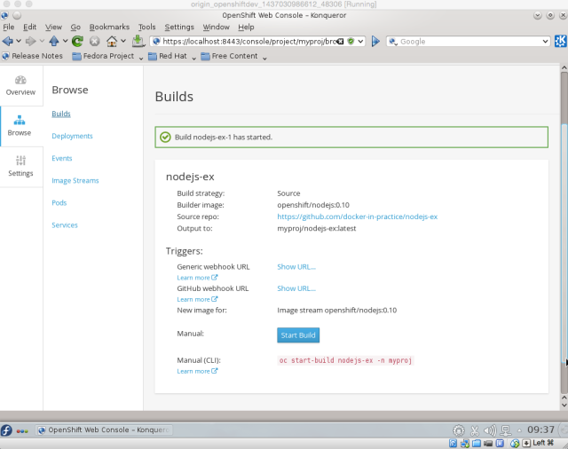 OpenShift_start_build